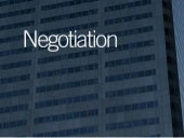 Ted Leonhardt's Negotiation Tips
