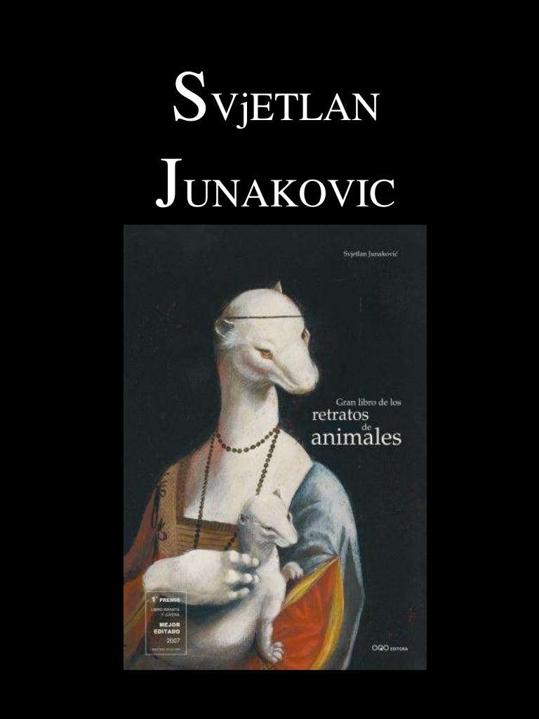 Svjetlan junakovic el gran libro de los retratos de animales