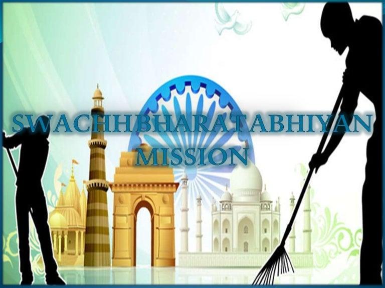 swachh bharat abhiyan ppt