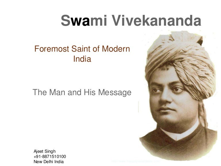 essay on swami vivekananda Search results swami vivekananda celebrating 150 years of swami vivekananda today is the 150th birth anniversary of swami vivekananda it is being celebrated on a grand scale all over the country.