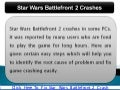 Star Wars Battlefront - Console Commands