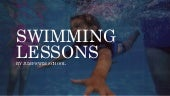 Swimming lessons @ $34.0
