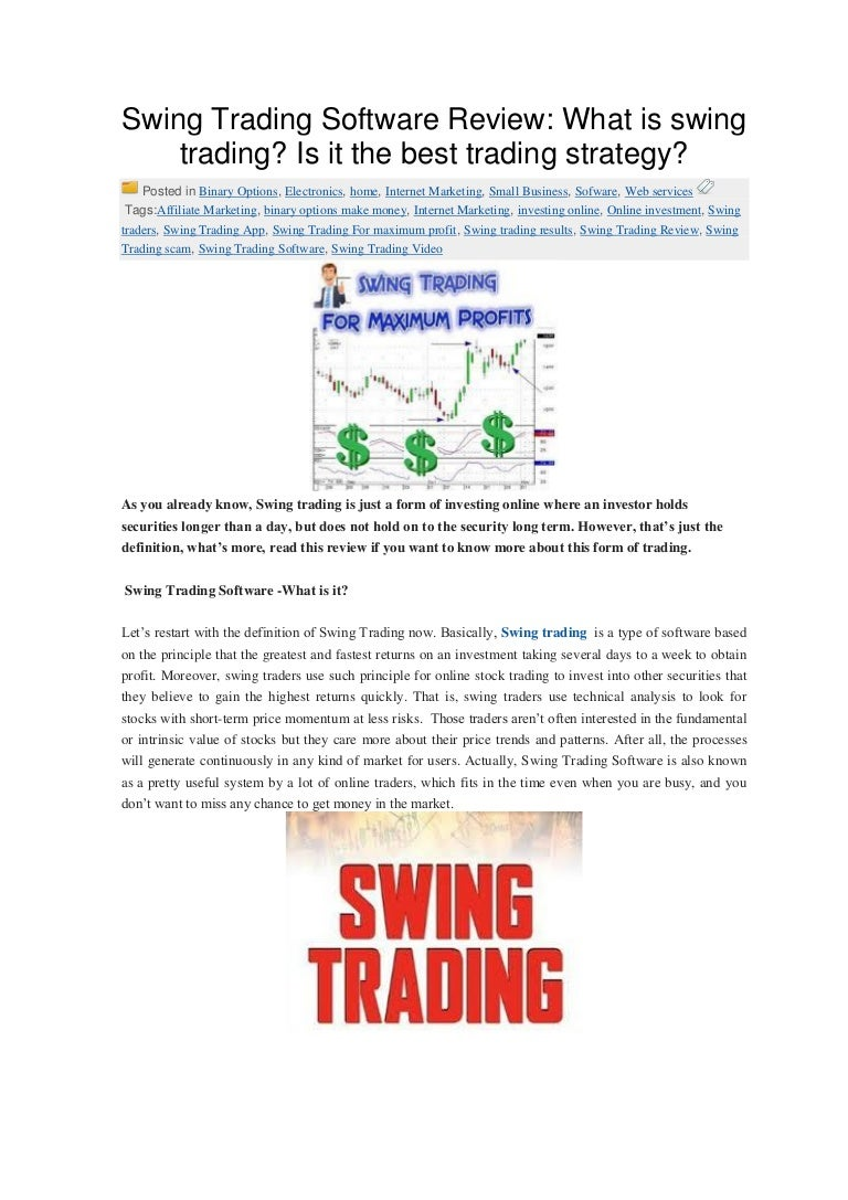Strategy trading binary options