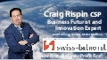 "Swiss-Belhotel Craig Rispin Keynote ""Know First, Be First, Profit First"" May 4, 2018"
