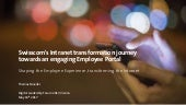 Shaping the Employee Experience, transforming the Intranet
