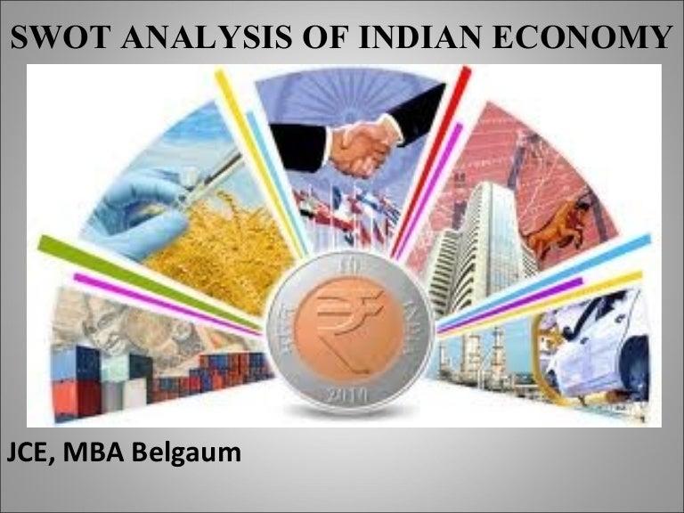 swot analysis of n economy
