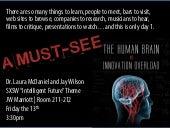 SxSW 2015 - The Human Brain vs. Innovation Overload