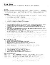 Resume Assistance aaaaeroincus gorgeous best resume examples for your job search livecareer with lovely resume assistance besides good Sylvia Galindo Salas Resume