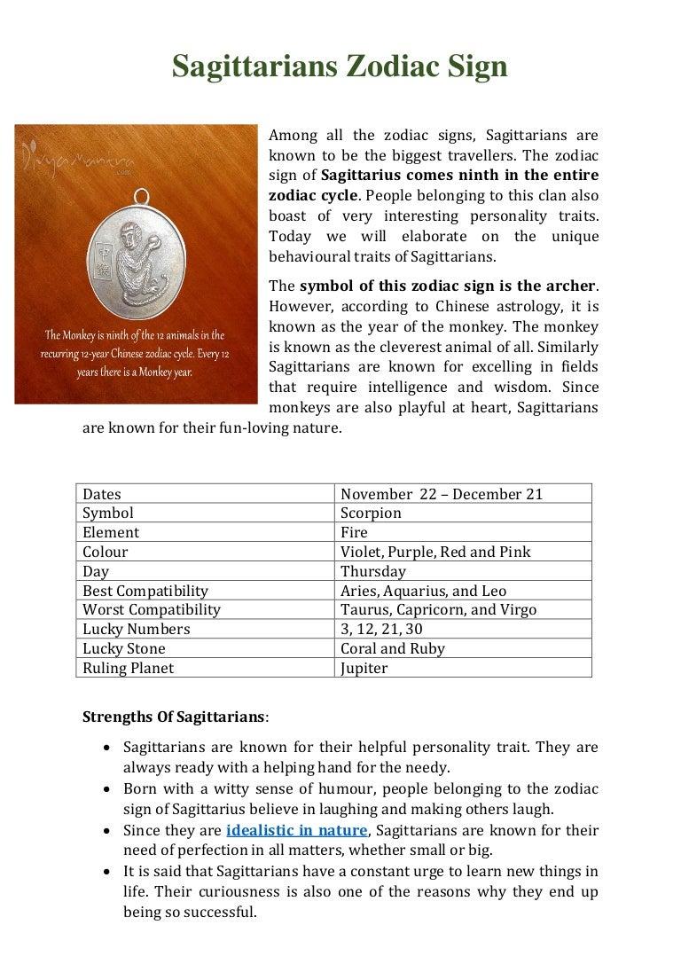Symbol of sagittarians zodiac sign is the archer biocorpaavc