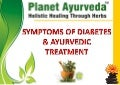 Diabetes Signs Symptoms & Ayurvedic Treatment