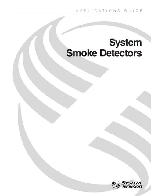 Fire & bilge elarm systems