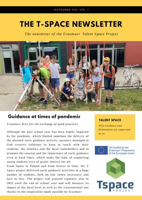 TSpace newsletter n. 2