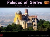 Palaces of Sintra - The Fairy Palaces of Portuguese Riviera