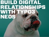 Build digital relationships with TYPO3 Neos – TYPO3 Congres in Amsterdam