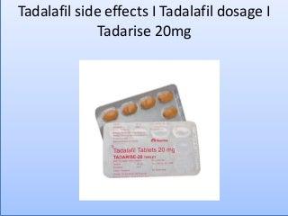 'Tadalafil