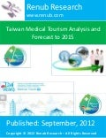 Taiwan medical tourism analysis and forecast to 2015