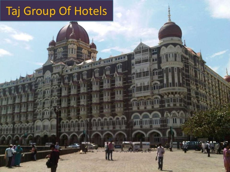 weakness of taj group of hotels Taj hotels resort and palaces comprises more than 60 hotels in 45 locations across india with an additional 15 international hotels in the malaysia, united kingdom, united states of america, bhutan, sri lanka, africa, the middle east and australia.