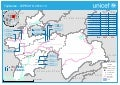 DIPECHO 2012 - 2013 country level school map - Tajikistan