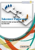 Takeover Panorama: September 2014