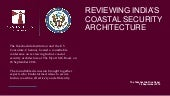Takshashila Blue Paper on Coastal Security Architecture