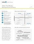 India Banking and General Finance | Talent Pool Report