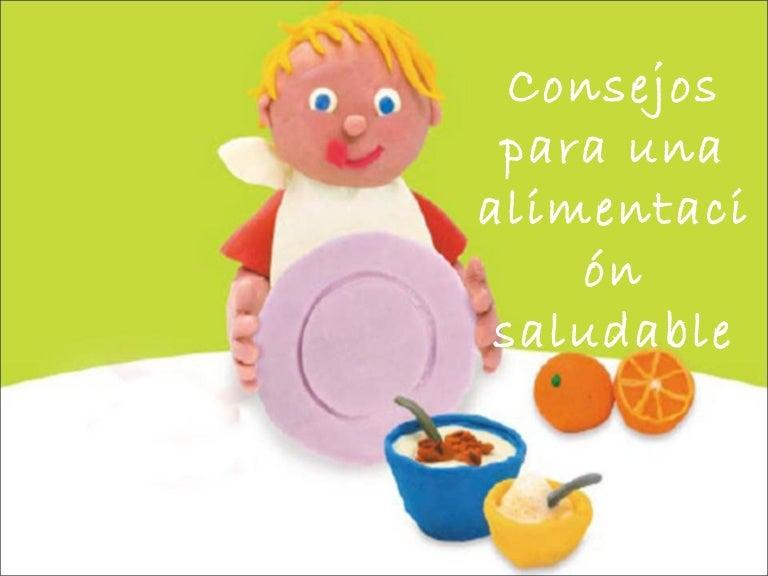 Consejos de alimentación saludable para niños