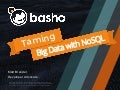 Taming Big Data with NoSQL