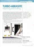 Turbo-Abrasive Machining - ME Aerospace Supplement Reprint