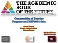 The Academic Book of the Future - Progress & REF2014 data