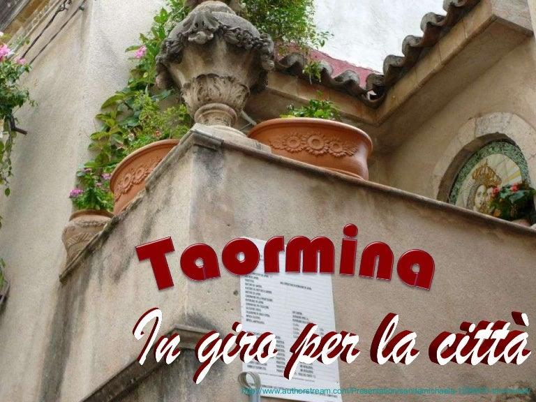 dating alexandria, taormina, in giro per la città)
