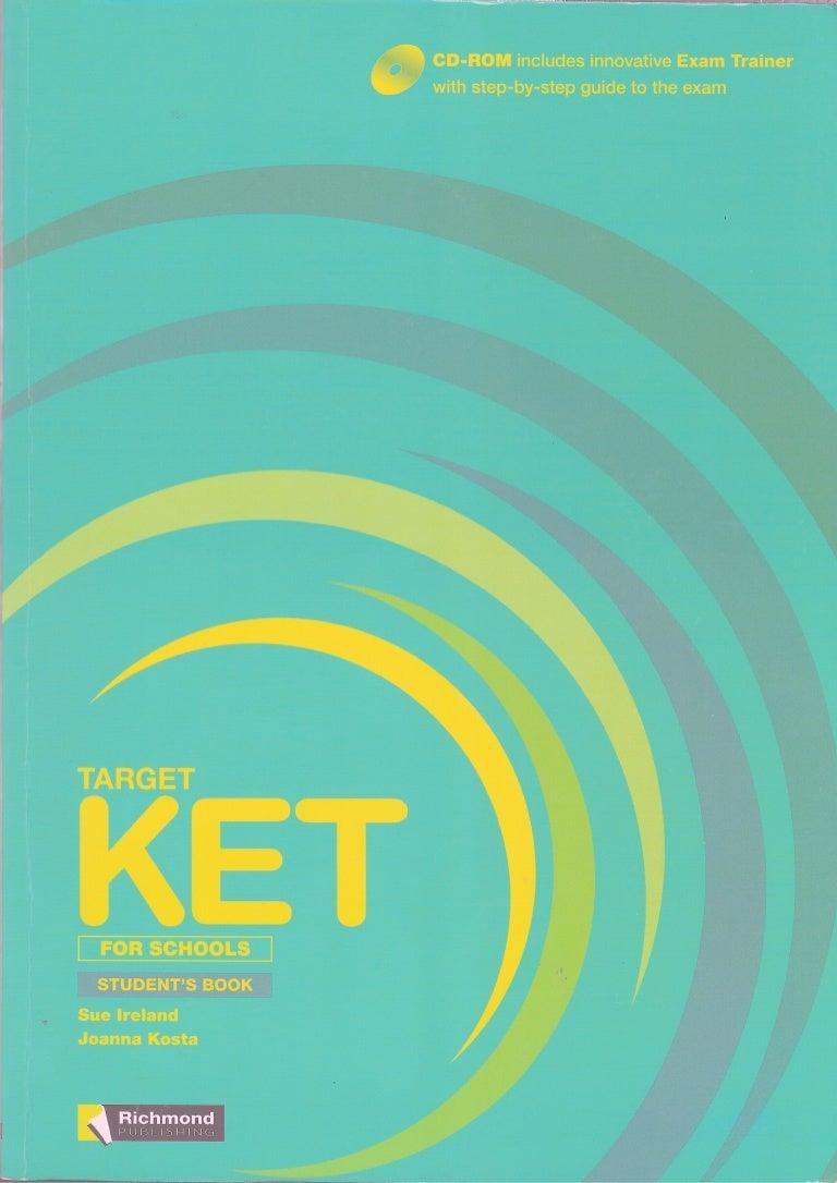 Target ket-for-schools-students-book