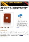 Targus slim case for i pad 3 and ipad 4th generation, wi fi   4gâ model 16gb, 32gb, 64gb thd00606us (