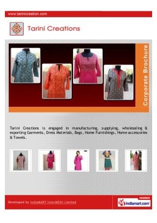 Tarini Creations, Jaipur, home accessories