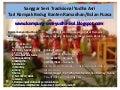 Tari Rampak Bedug untuk Ramadhan di Mall-Mall Jakarta