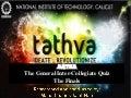 Tathva 2012 - Intercollegiate Quiz at NIT Calicut - Finals
