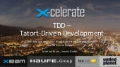 TTD Tatort-driven Development