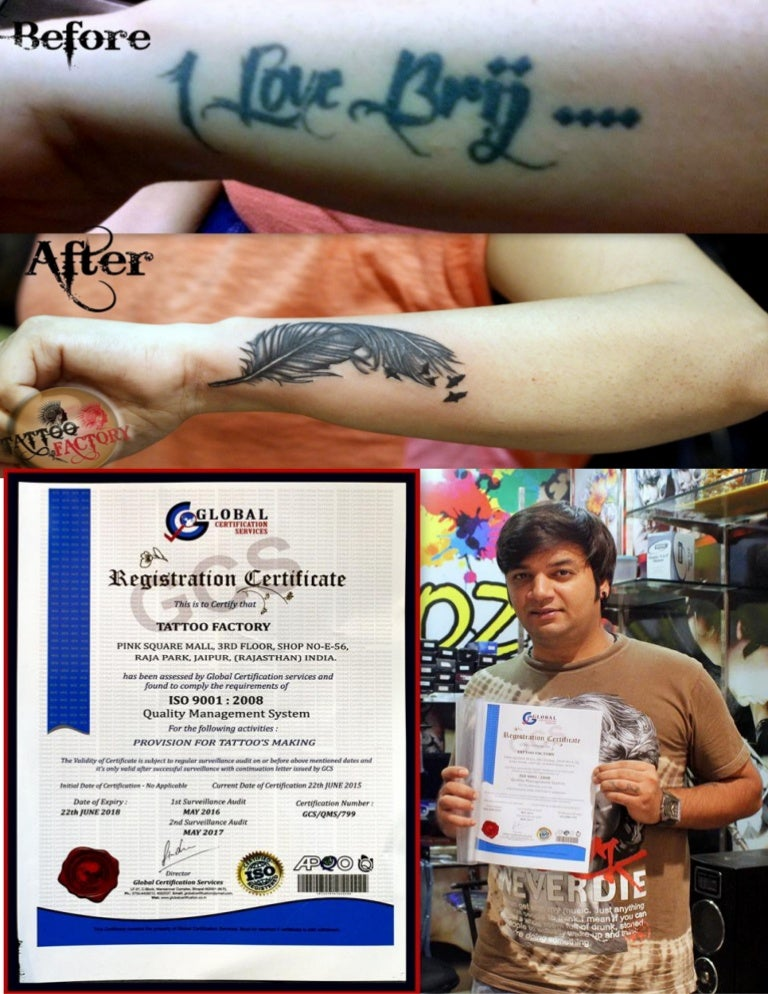 Tattoo Training Studio Tattoo Factory