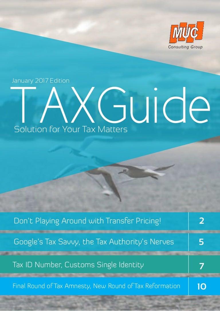 Tax Guide01 Jan 2017 English