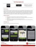 iPhone UI Design & Development