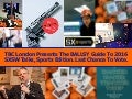 TBC London Ballsy Guide To SXSW 2016 Talks - Sports Edition