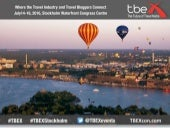 TBEX Europe 2016, TBEX for First Timers, Kerwin McKenzie