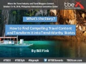 TBEX Asia 2016, Whats the Story, Blogging Beyond  Top 10 List, Bill Fink