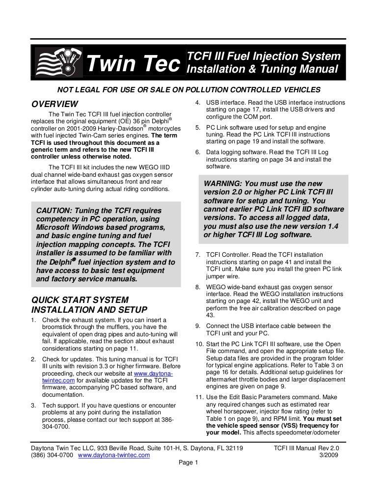 tcfi 3 installation manual rh slideshare net