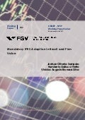 Mandatory IFRS adoption in Brazil and firm value