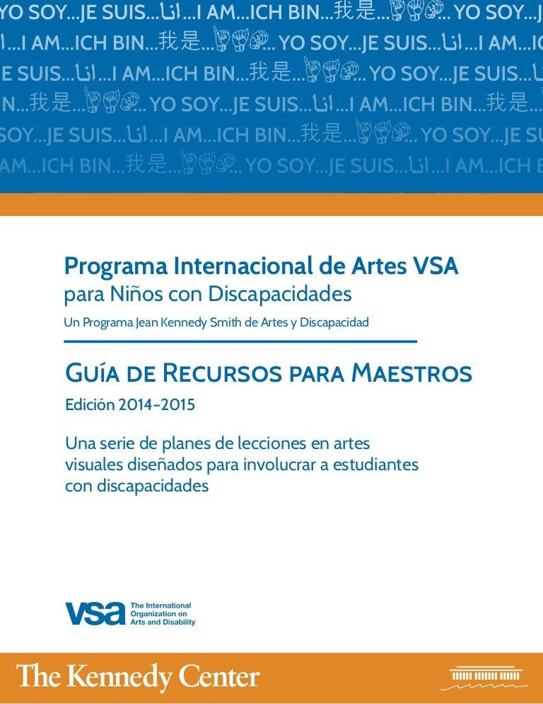 Teacher resourceguide 2014_spanish