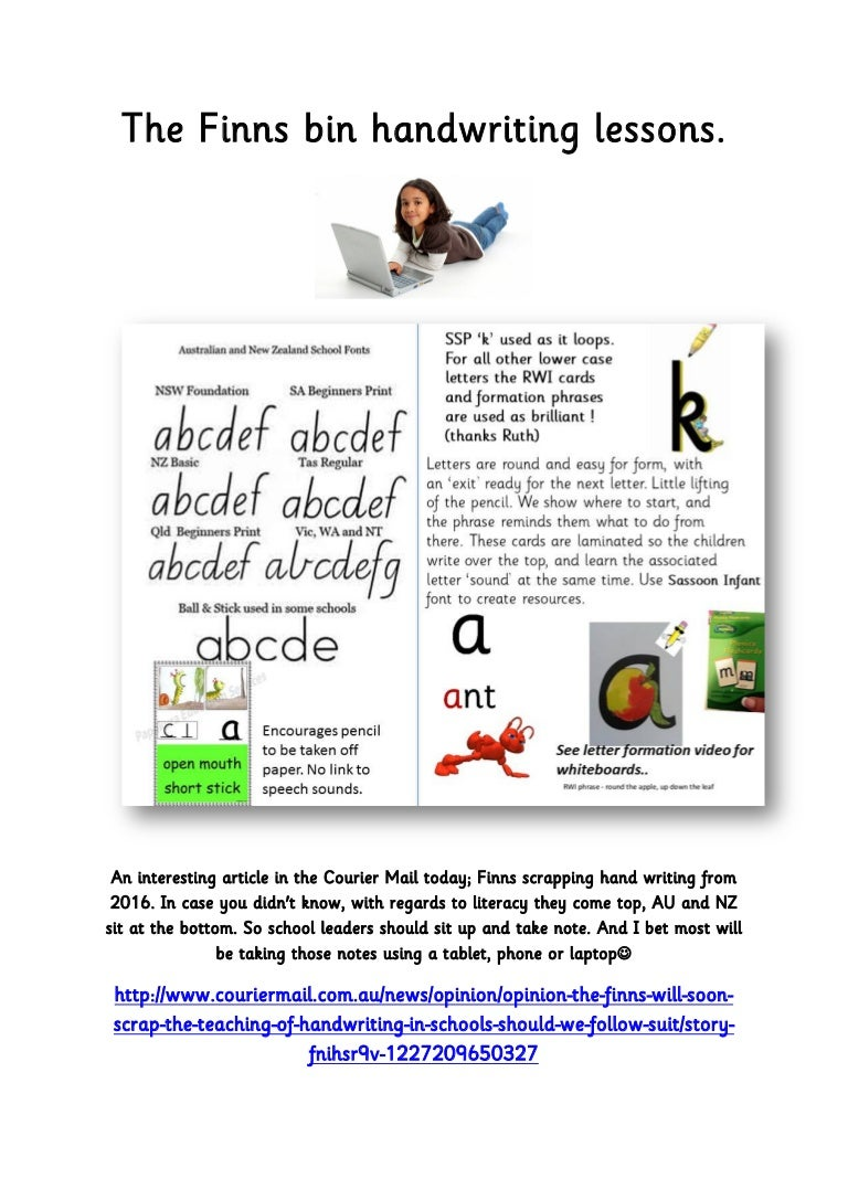Teaching Handwriting In Australia Keywords: Queensland Qcursive, Ca…  Altamar Recommendation Letter How To Immigrantnotificationnaveensharma2g