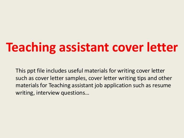 Teachingassistantcoverletter 140225003019 Phpapp01 Thumbnail 4?cbu003d1393288246