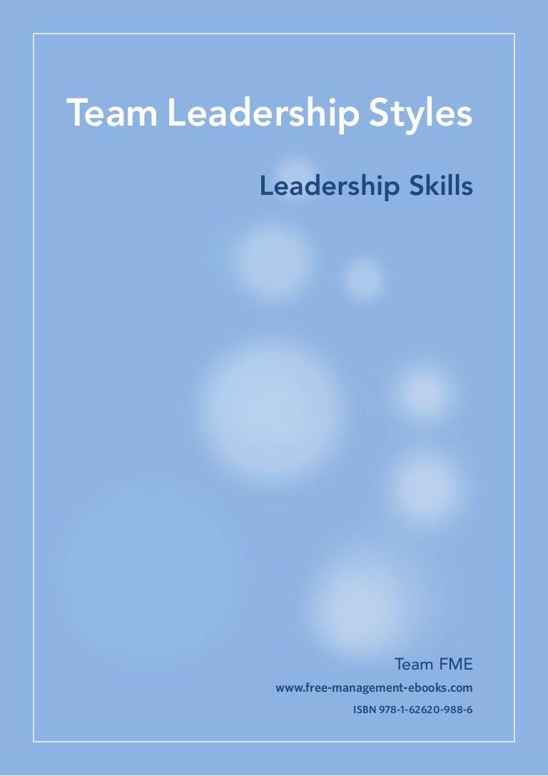 paul chandler teaming styles and leadership
