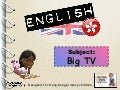 Tom's TEFL - Team Big TV Game