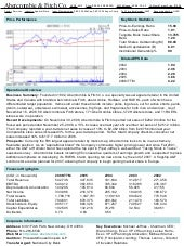 Hedge fund tearsheets created by the hedge fund calculator pronofoot35fo Image collections